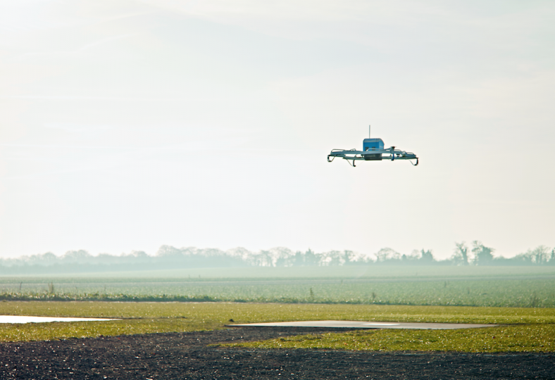 Le futur des drones de livraison se trouve-t-il en Afrique ?