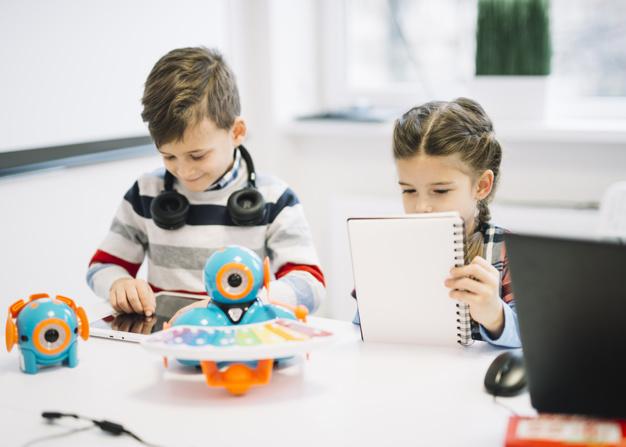 Éducation numérique : l'égalité des chances dès l'enfance